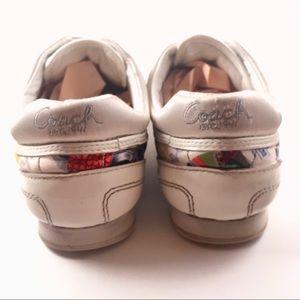 Coach Shoes - Coach Kellee colorful sneakers round rare unique